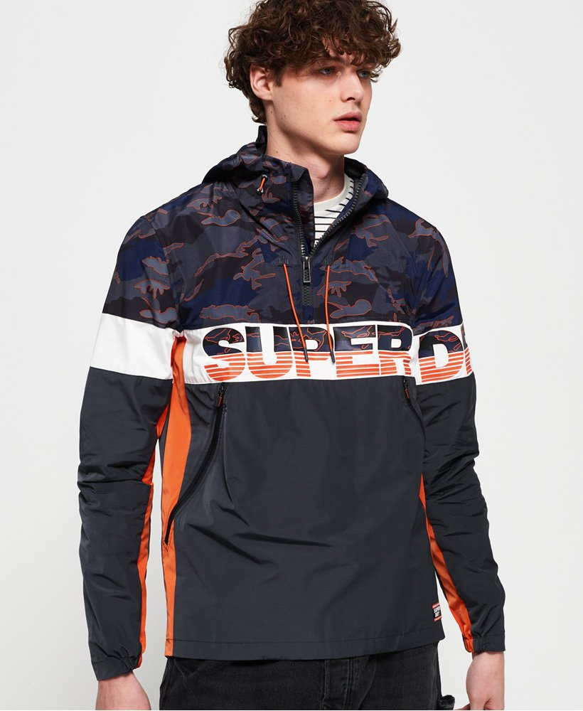 Superdry Ryley Overhead Jacket