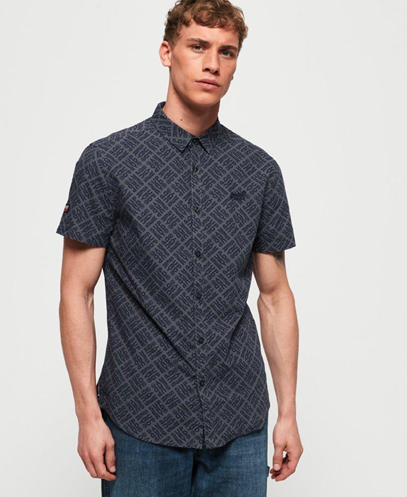 Superdry Short Sleeve International Vacation Shirt