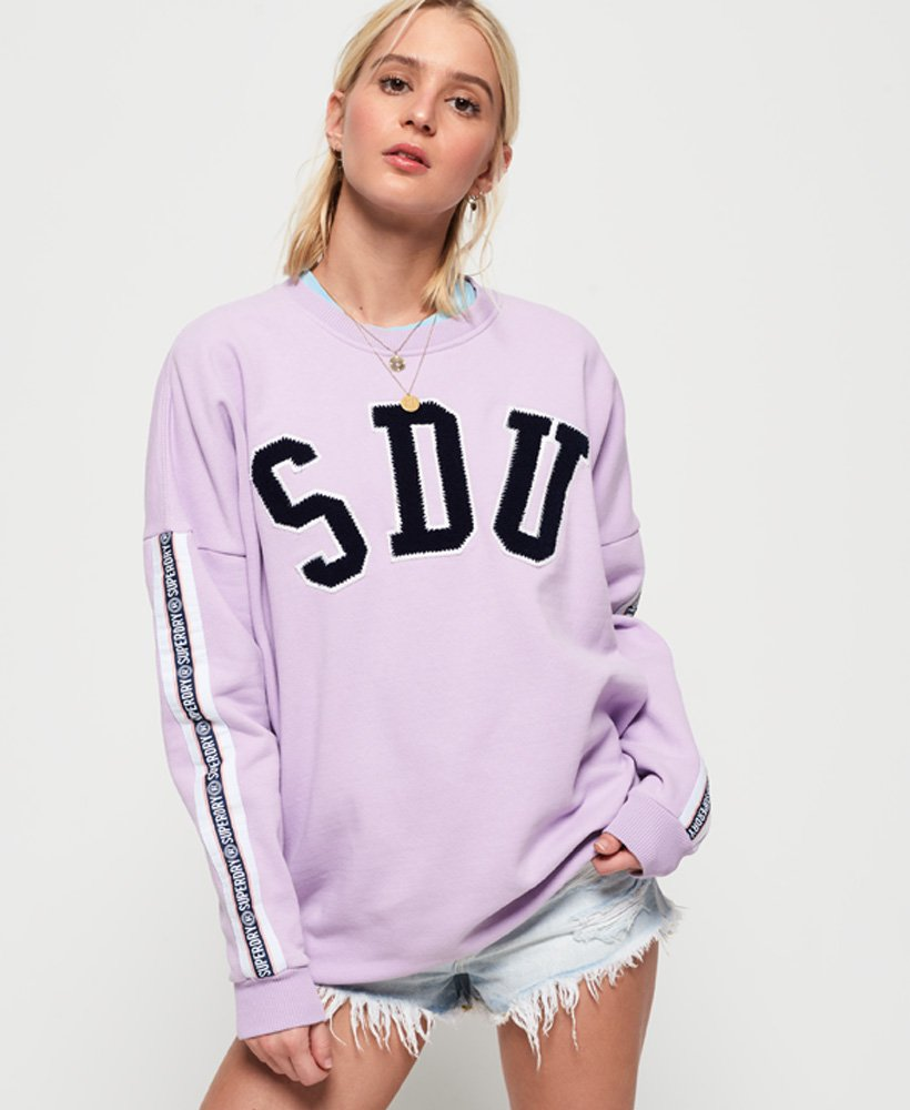 Superdry Alicia Crew Sweatshirt thumbnail 1