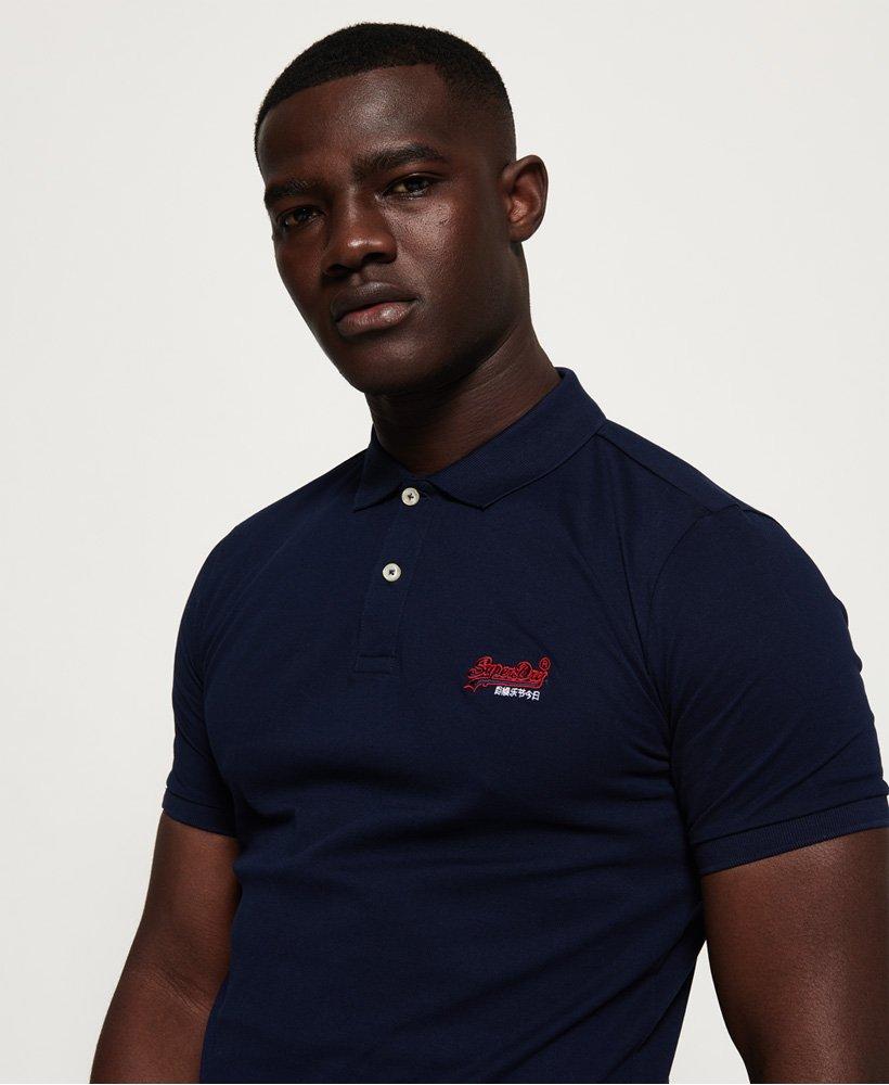 3e77735ea8a2 Superdry Mercerised Lite City Polo Shirt - Men's Polo Shirts