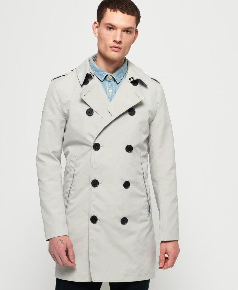 Superdry Summer Rogue Trench Coat