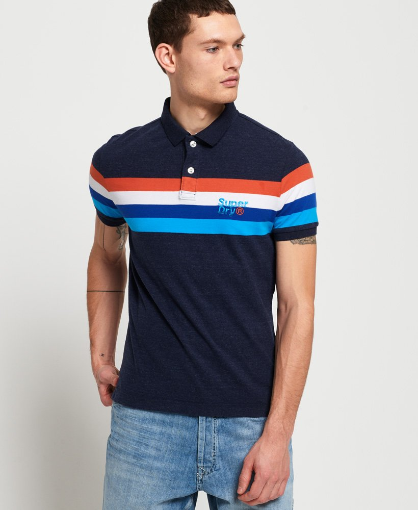 Superdry Horizon Bay Polo shirt thumbnail 1
