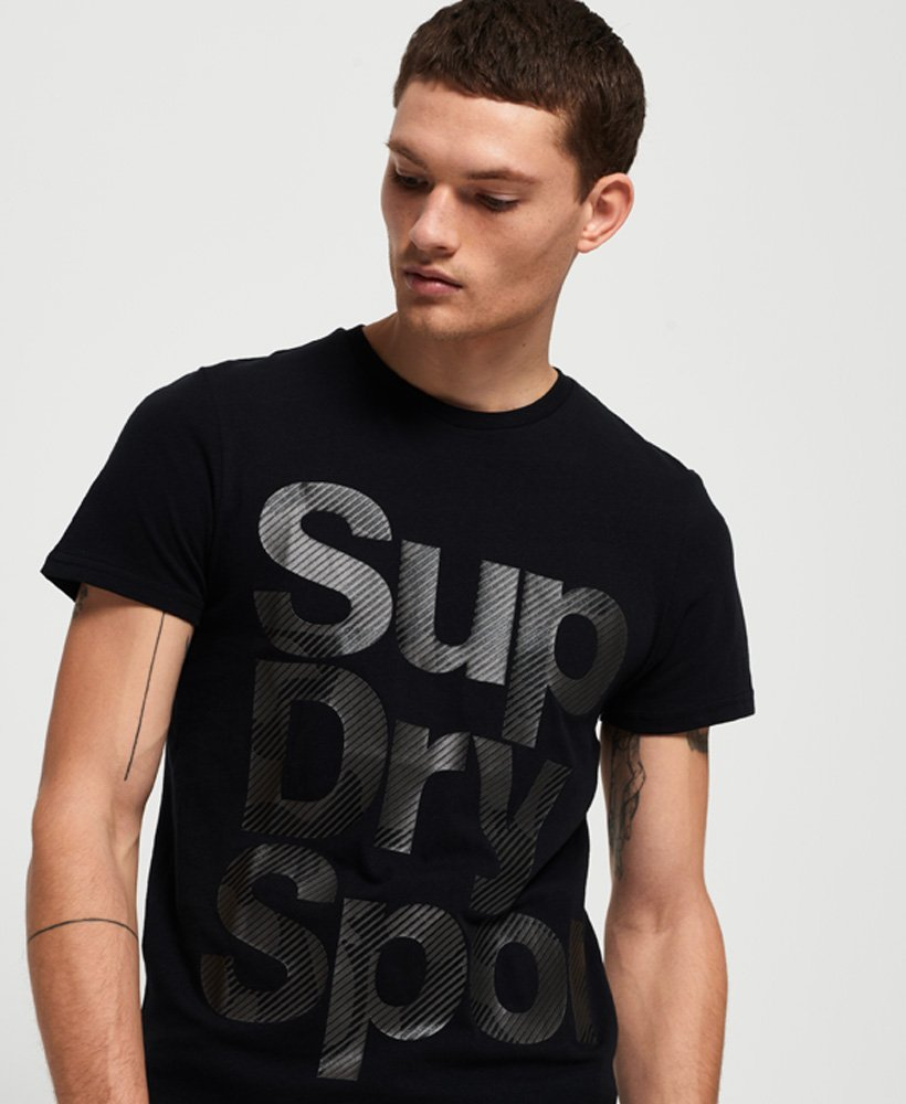 Superdry T-shirt camouflage Combat thumbnail 1