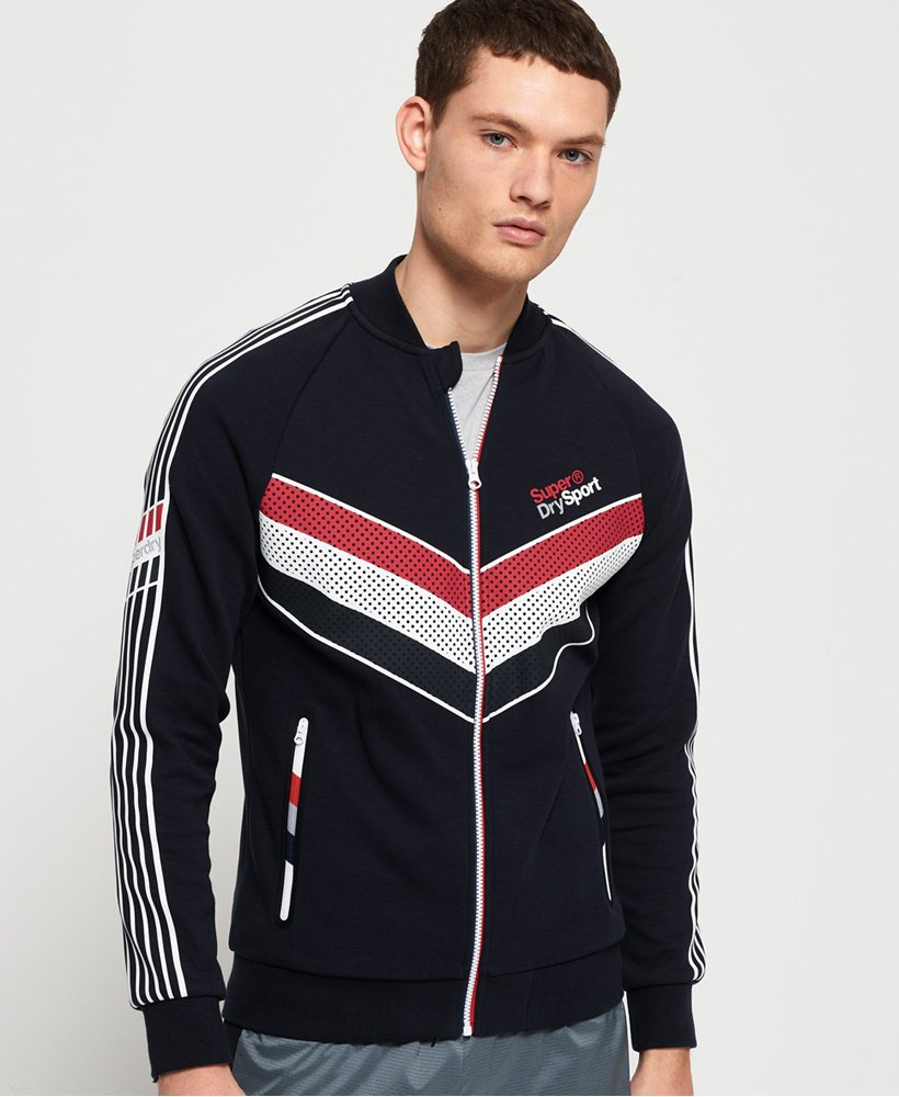 Superdry Athletico Track Top thumbnail 1
