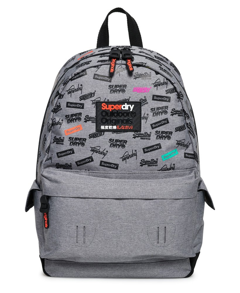 Superdry House All Over Print Montana Backpack thumbnail 1