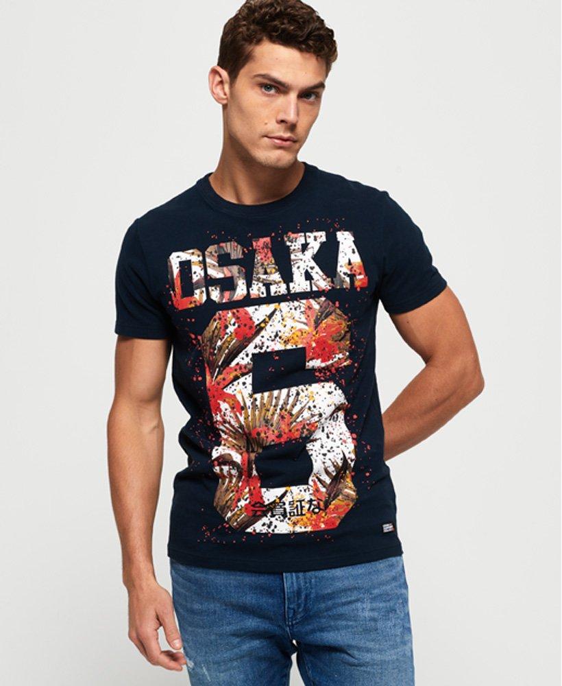 superdry t shirt osaka