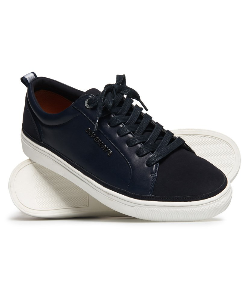 Superdry Truman Lace Up Trainers thumbnail 1