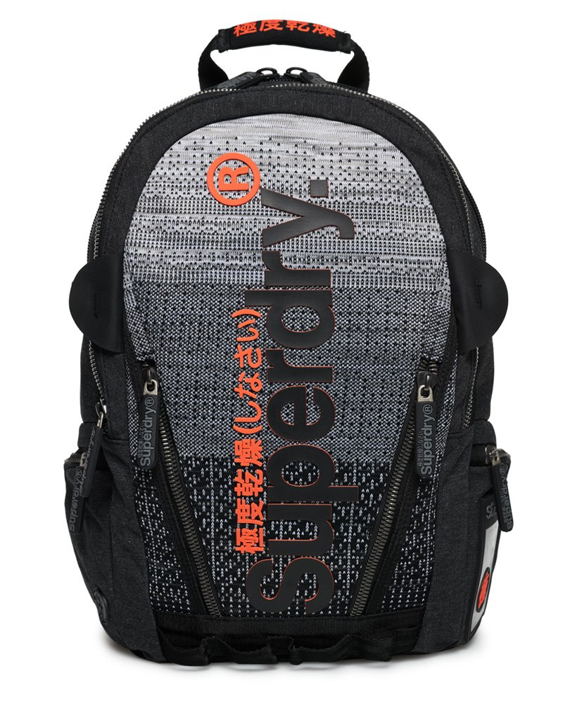 Superdry Knit Tarp Backpack thumbnail 1