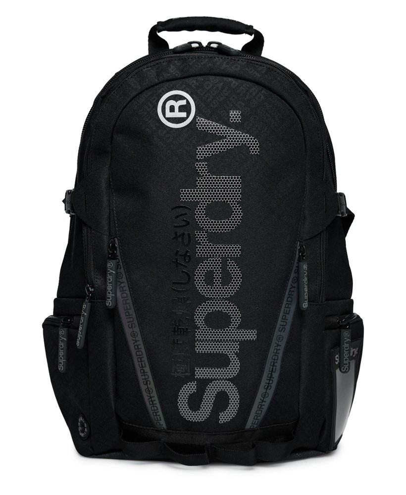Superdry Hexline Tech Tarp Backpack thumbnail 1