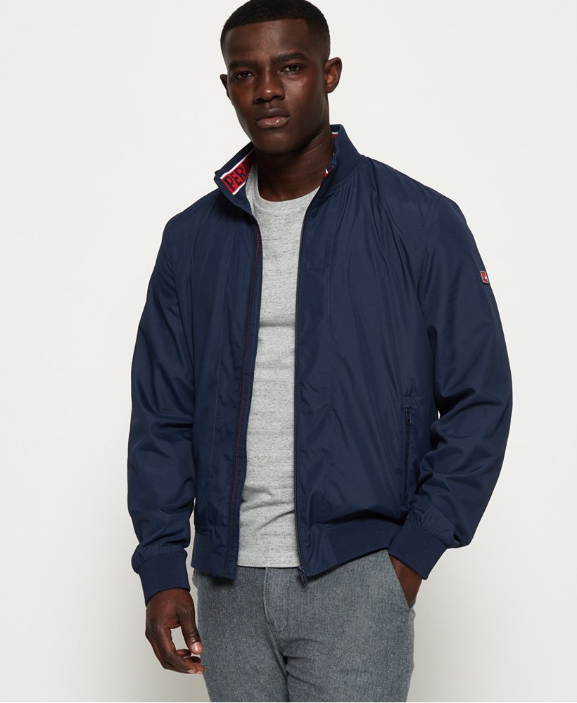 Superdry Flyweight Harrington Jacket thumbnail 1