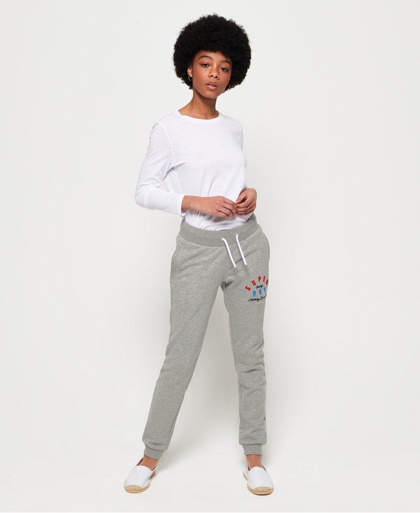 Superdry Pantalon de survêtement léger avec logo appliqué  thumbnail 1