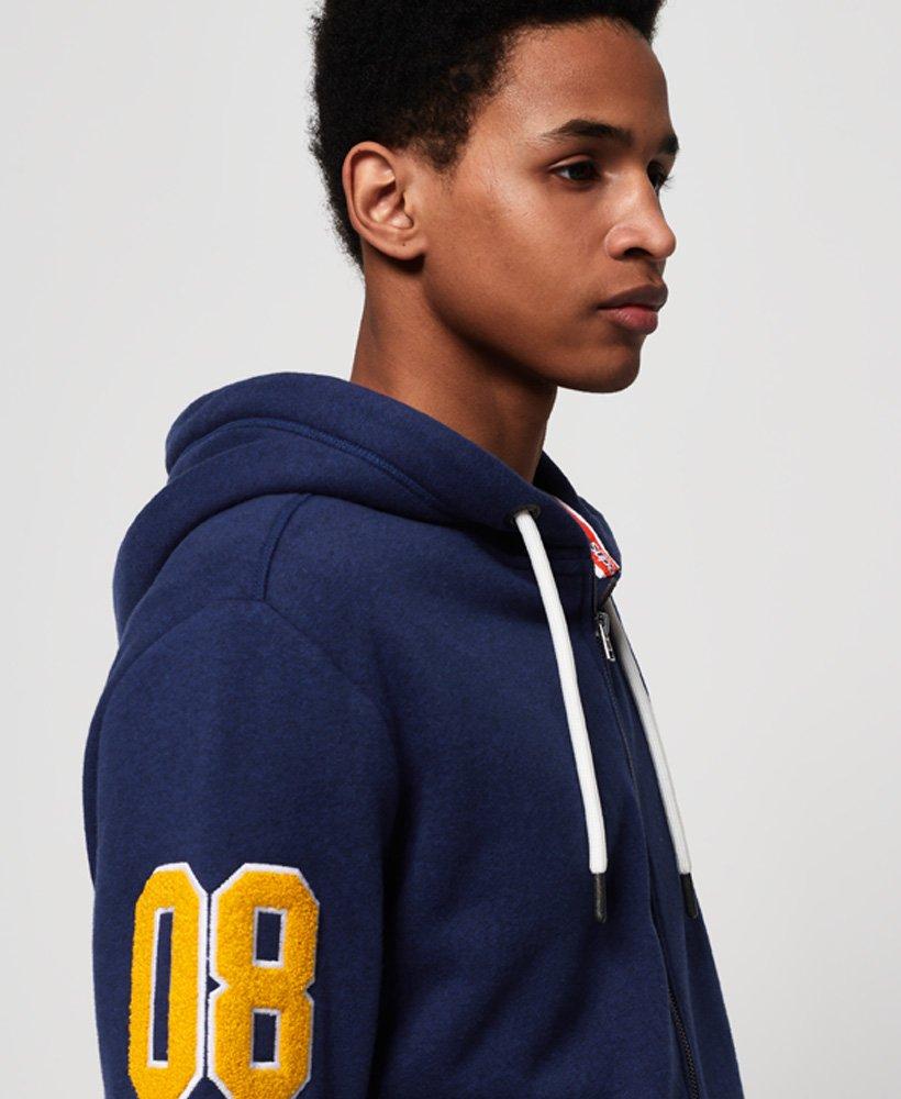 Superdry Orange Label Field hoodie met rits Hoodies voor Heren