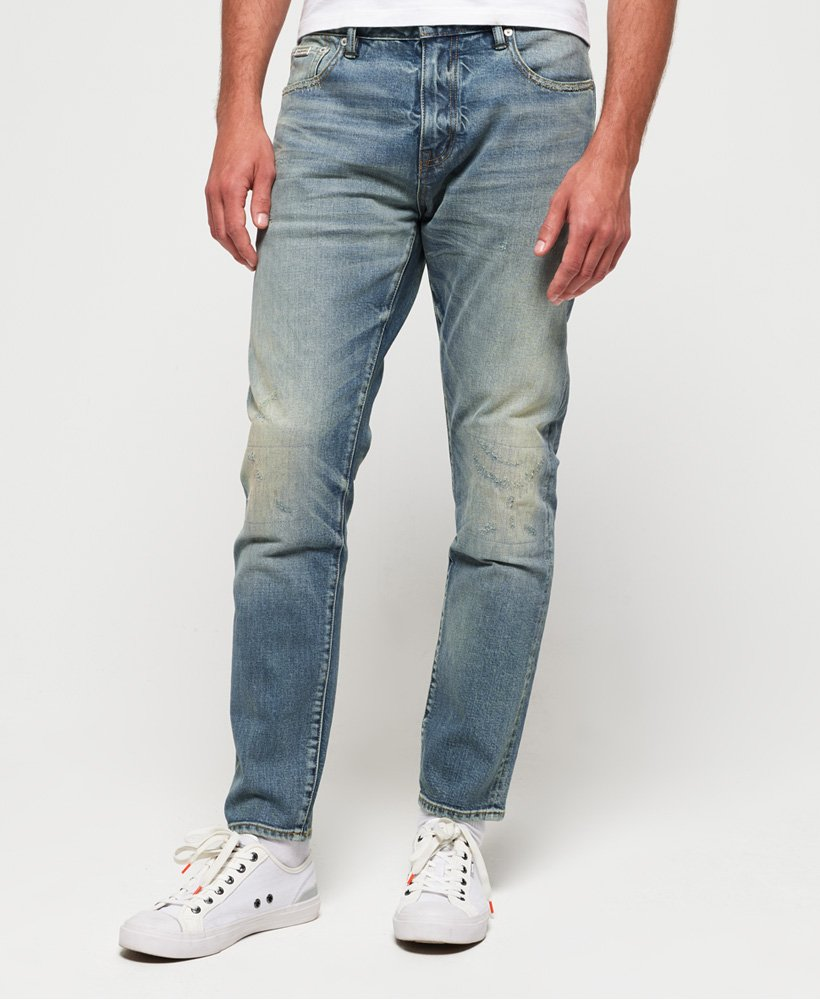 Superdry Premium Slim Selvedge Jeans thumbnail 1