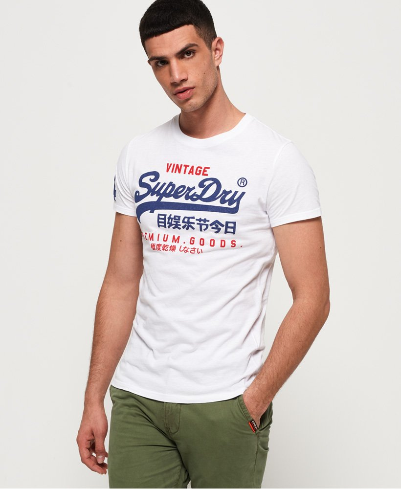 Superdry T-shirt léger Premium Goods Duo  thumbnail 1