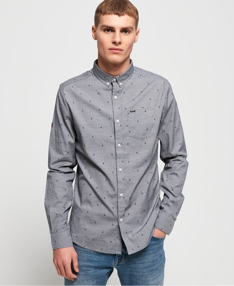 Superdry Chemise Premium Shoreditch thumbnail 1