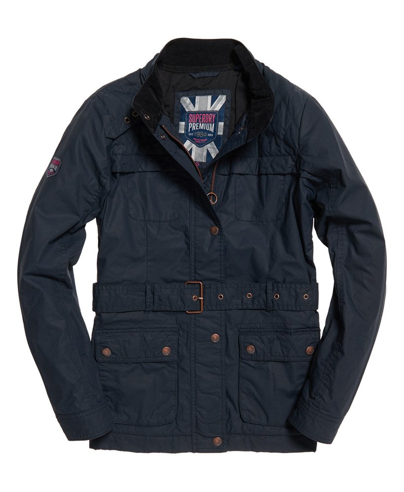 Superdry Four Pocket Trial Jacket thumbnail 1