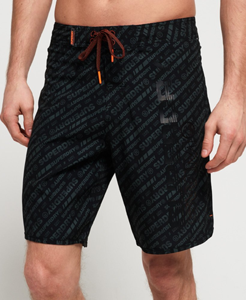 Superdry Deep Water Board Shorts thumbnail 1