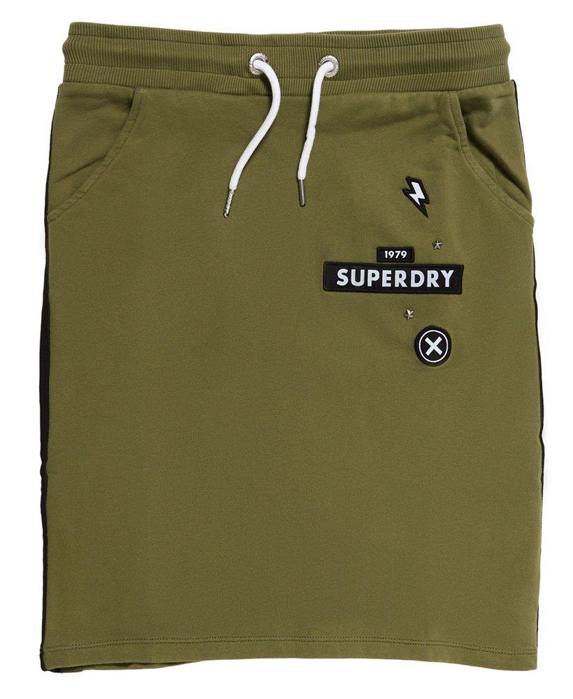 Superdry Collegiate Sweat Skirt thumbnail 1