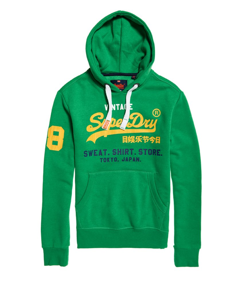 Superdry Sweat Shirt Store Tri Hoodie thumbnail 1
