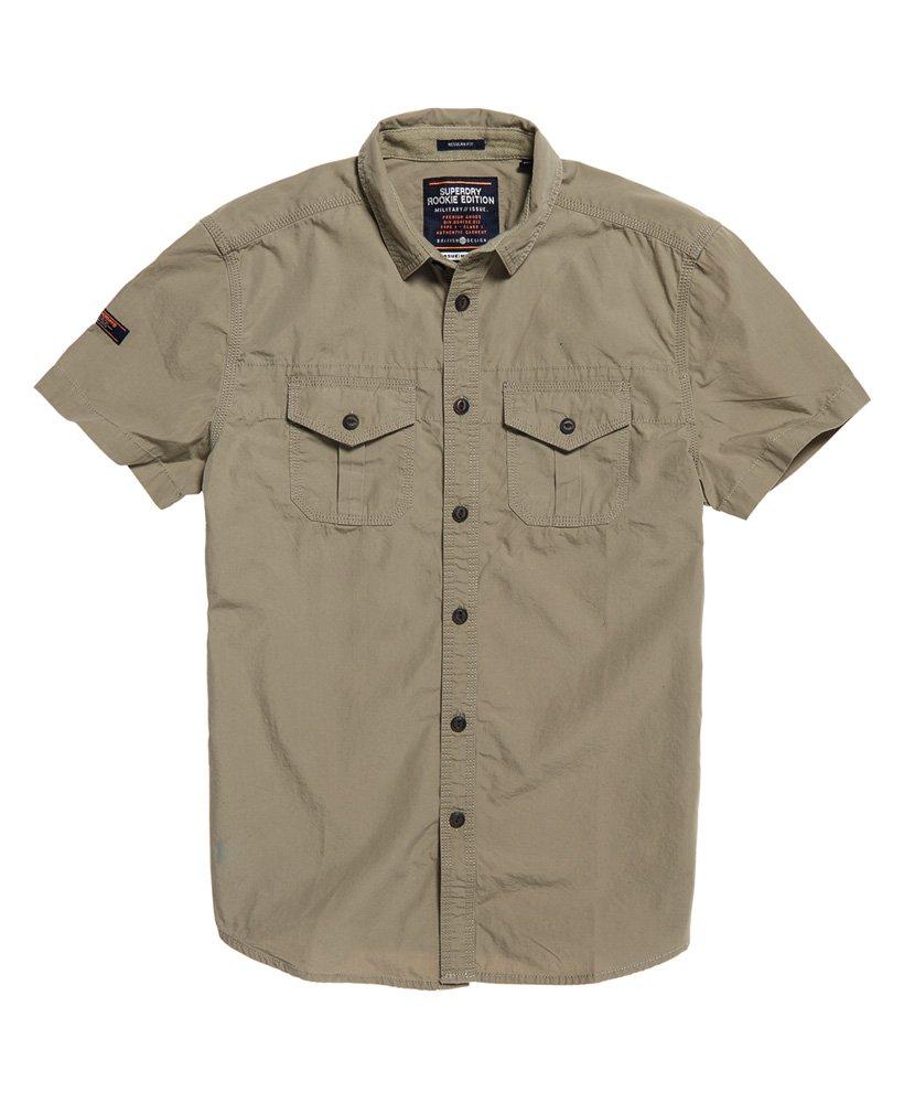 Superdry Rookie Short Sleeve Shirt thumbnail 1