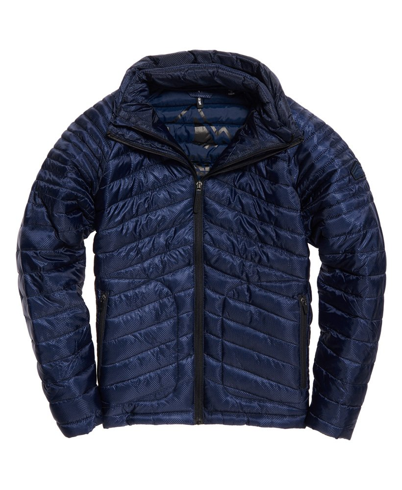 Superdry Fuji Double Zip Through Jacket thumbnail 1