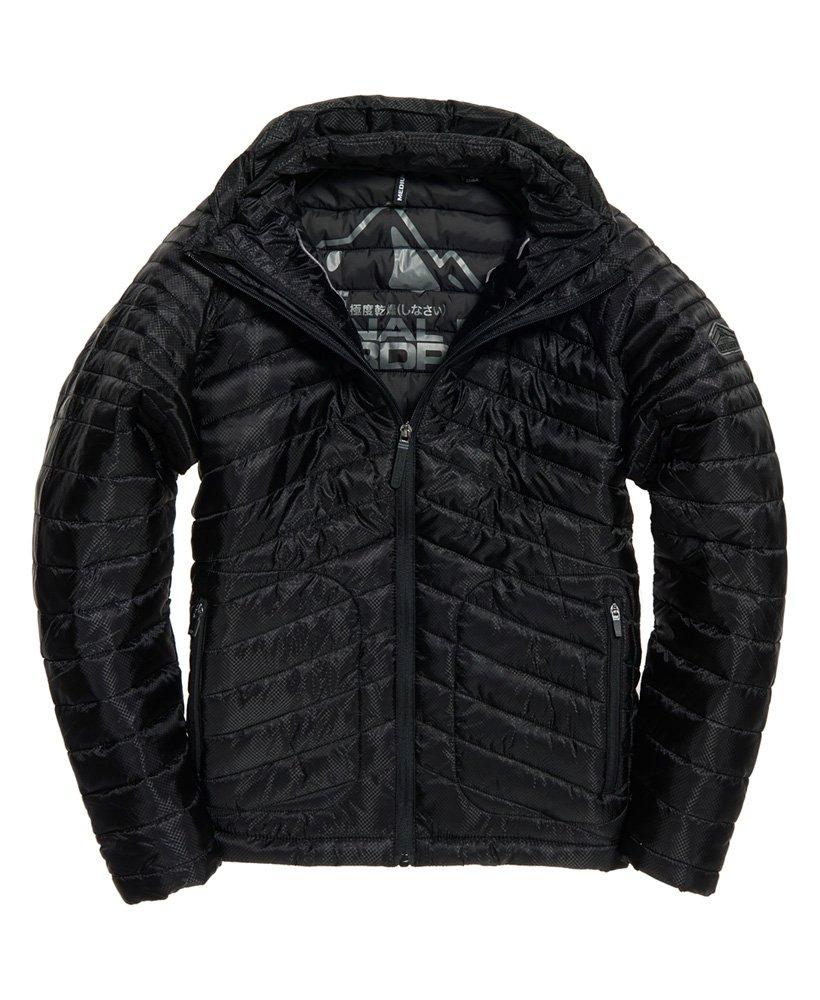 Superdry Fuji Double Zip Through Jacket thumbnail 1
