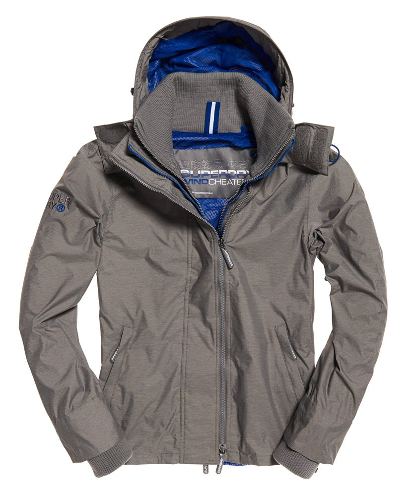 Superdry Tech Hood Pop Zip SD-Windcheater thumbnail 1