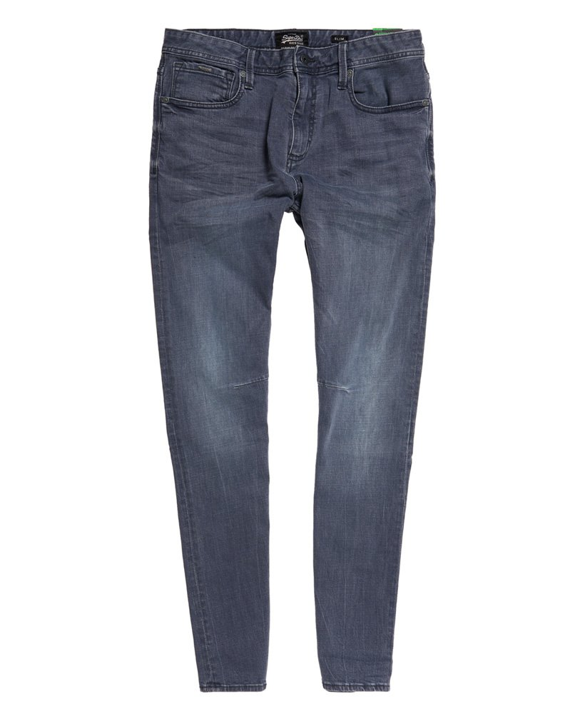 Superdry Slim Low Rider Jeans  thumbnail 1