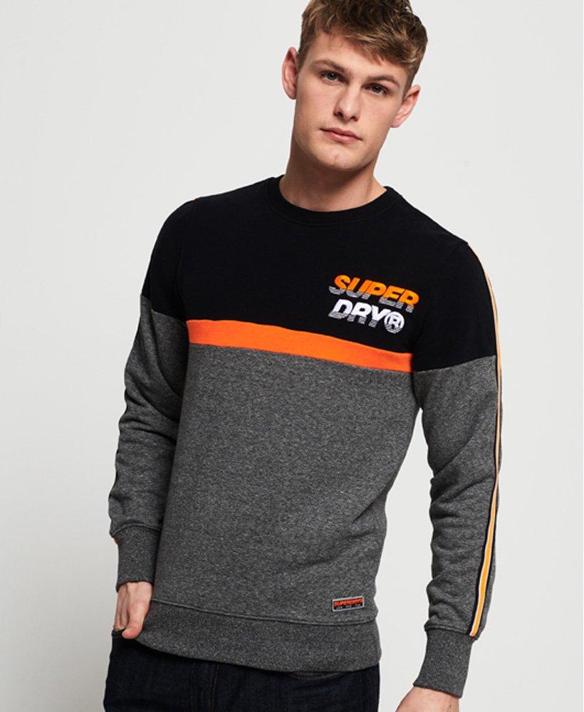 Superdry Applique Oversized Nu Lad Lite Sweatshirt thumbnail 1