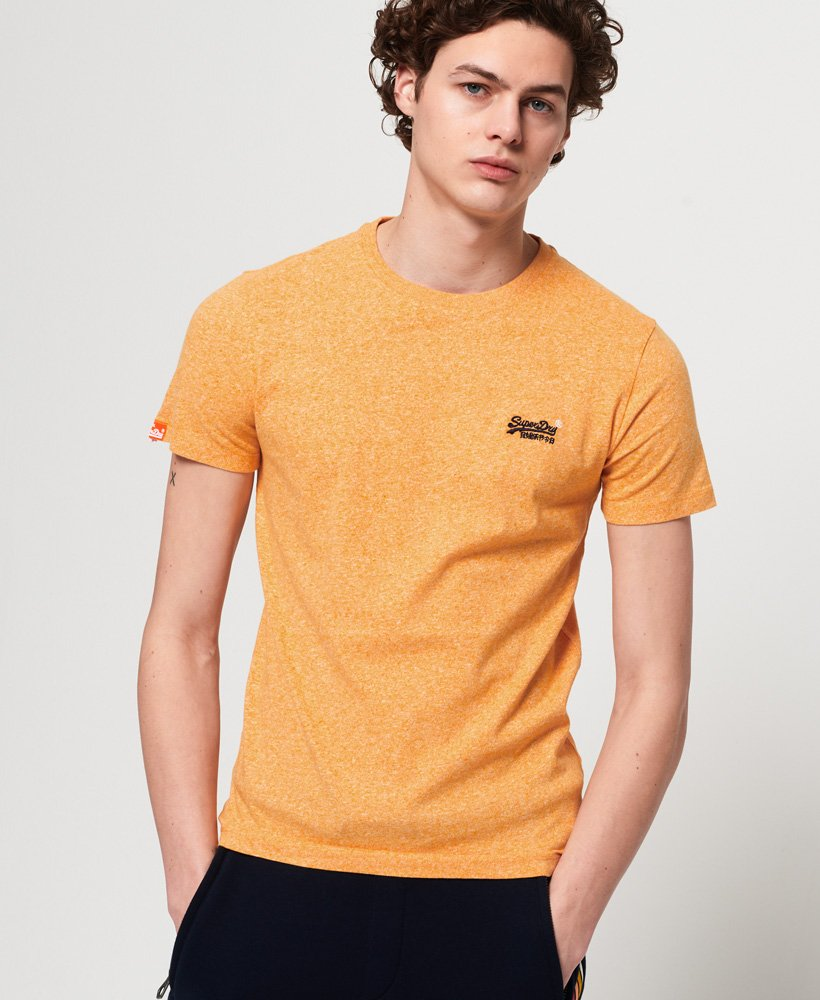 Superdry Orange Label Vintage Embroidery-T-skjorte thumbnail 1