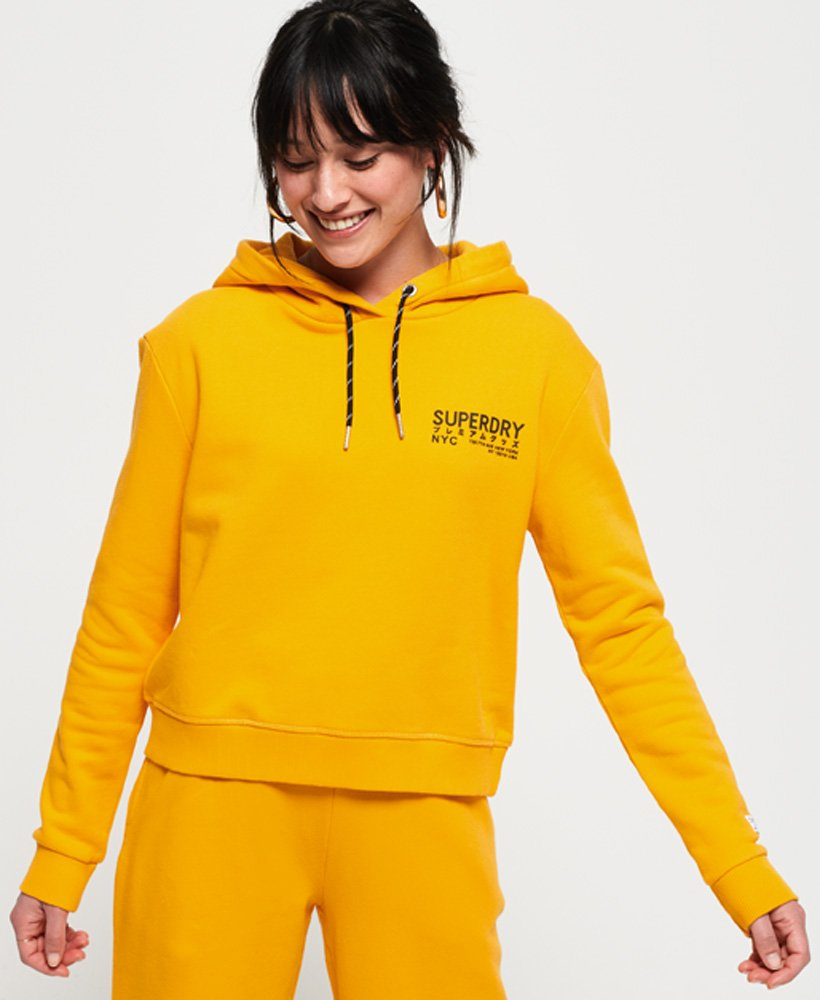 Superdry Elissa Cropped Hoodie thumbnail 1