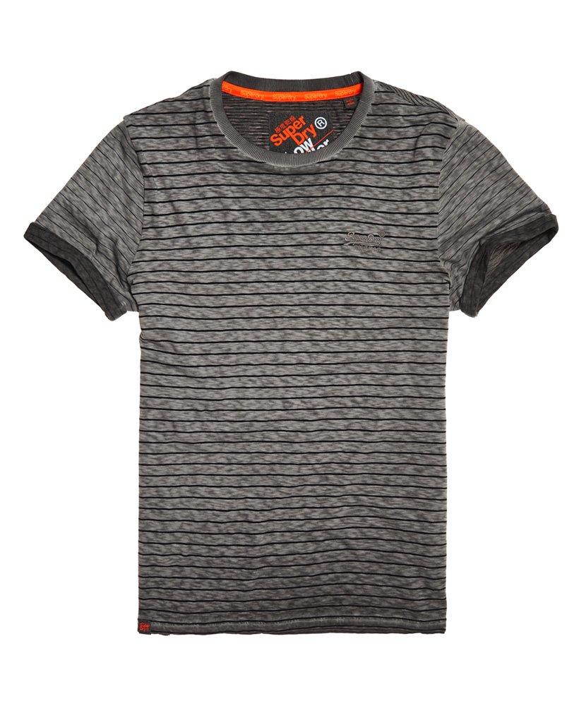 Superdry Low Roller Clash Stripe T-Shirt
