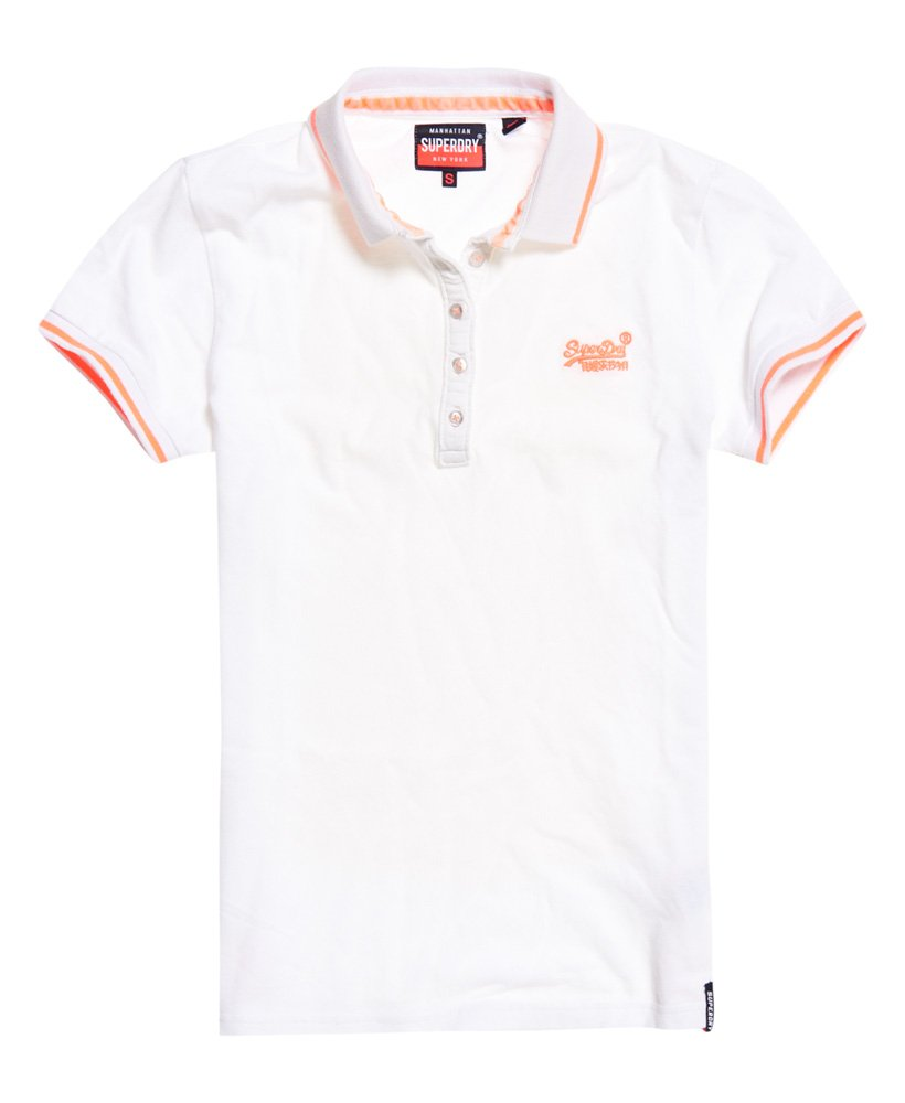 Superdry Pacific Polo Shirt thumbnail 1
