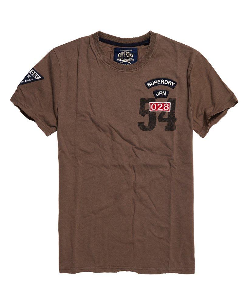 Superdry World Tour T-Shirt thumbnail 1