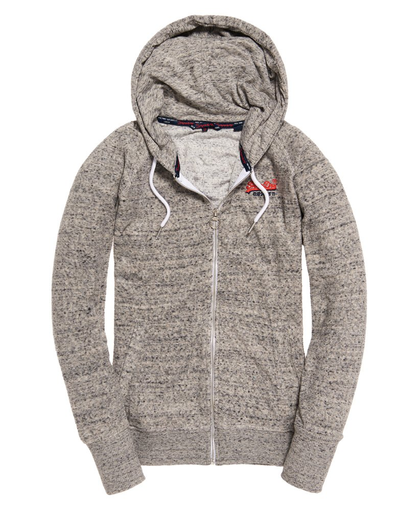 Superdry Beach Terry Zip Hoodie thumbnail 1