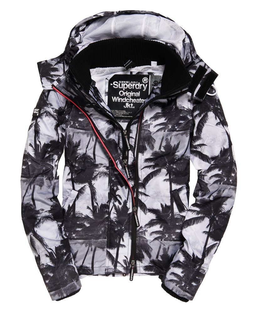 Superdry Black Edition SD-Windcheater Jacket thumbnail 1
