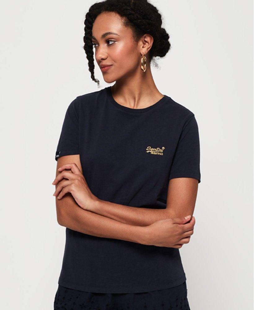 Superdry T-shirt Core Elite Orange Label thumbnail 1