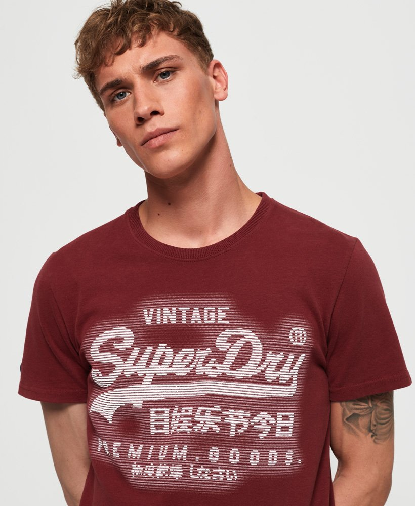 Superdry T-shirt Premium Goods  thumbnail 1