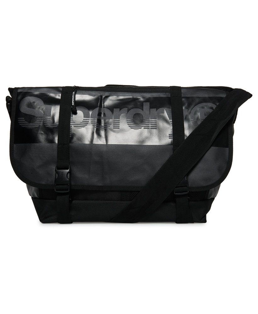 Superdry M Tarp Messenger Bag thumbnail 1