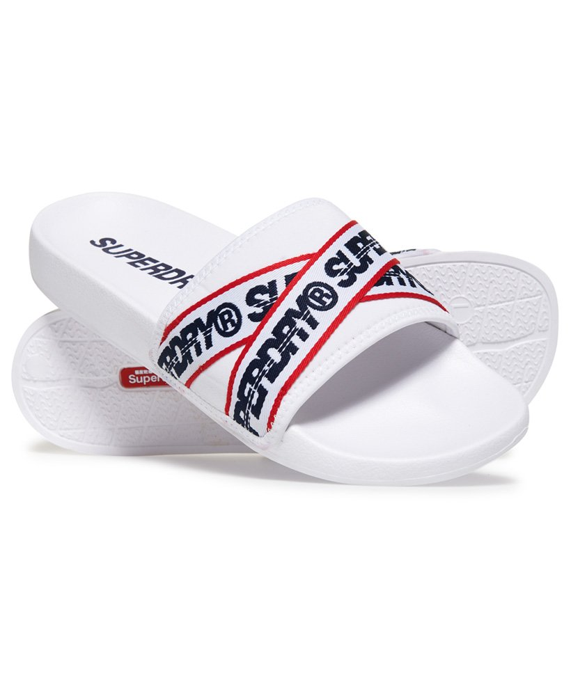 Superdry City Beach Badesandalen thumbnail 1