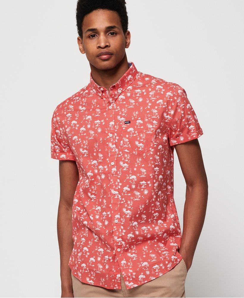 Superdry Premium Shoreditch Short Sleeve Shirt  thumbnail 1