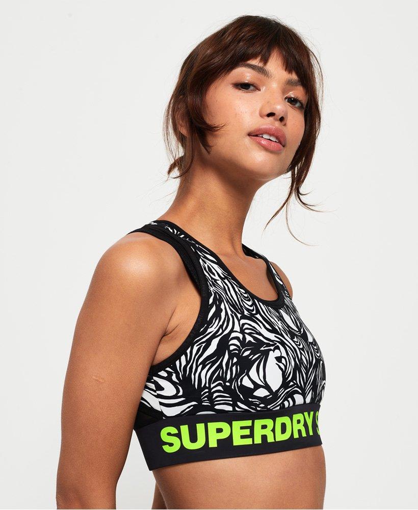 Superdry Willis Stripe Swing Dress thumbnail 1