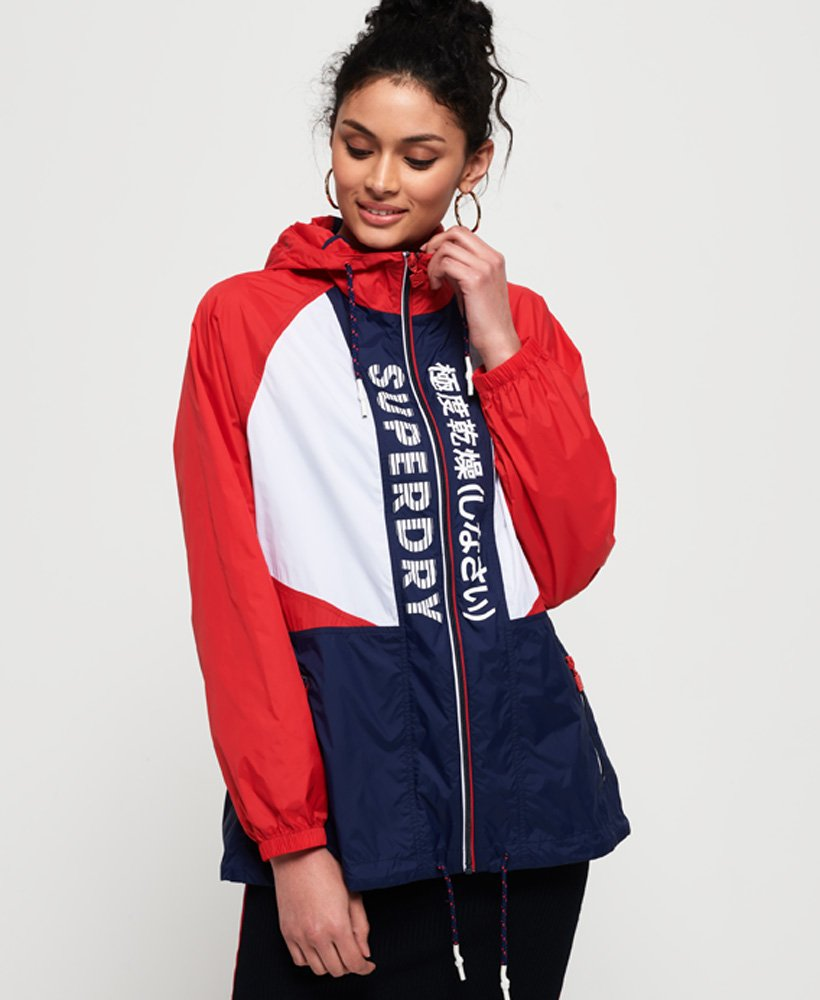 Superdry Veste Spliced SD-Windbreaker  thumbnail 1