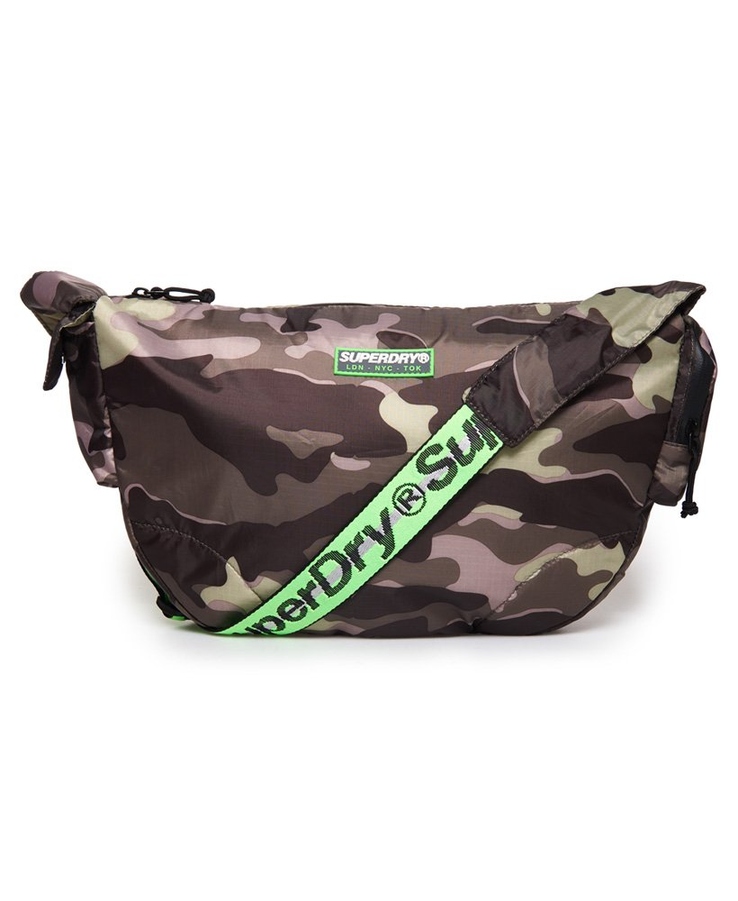 Superdry Damon Messenger-Tasche thumbnail 1