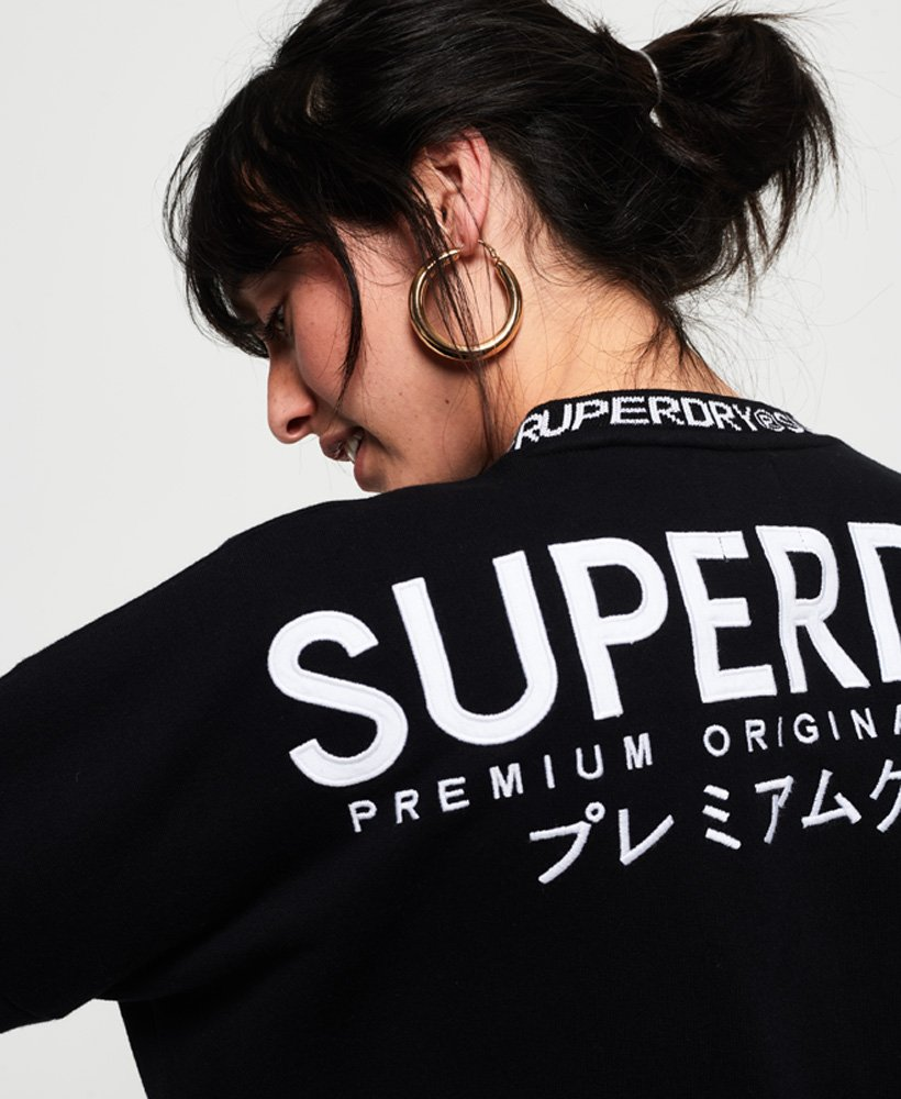 Superdry Kura Crew Sweatshirt thumbnail 1