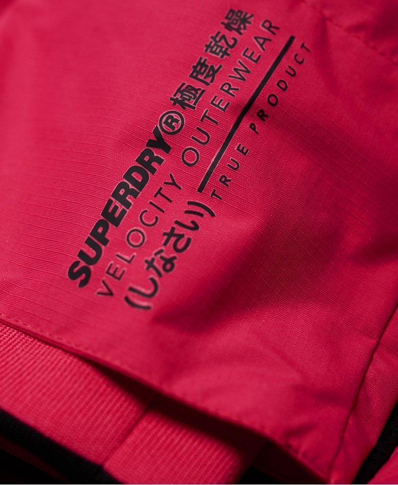 Superdry Veste SD Windcheater Blocs de couleur Arctic