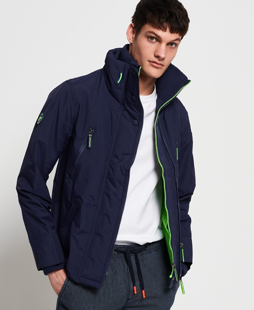 Superdry Technical SD-Windattacker Jacket thumbnail 1