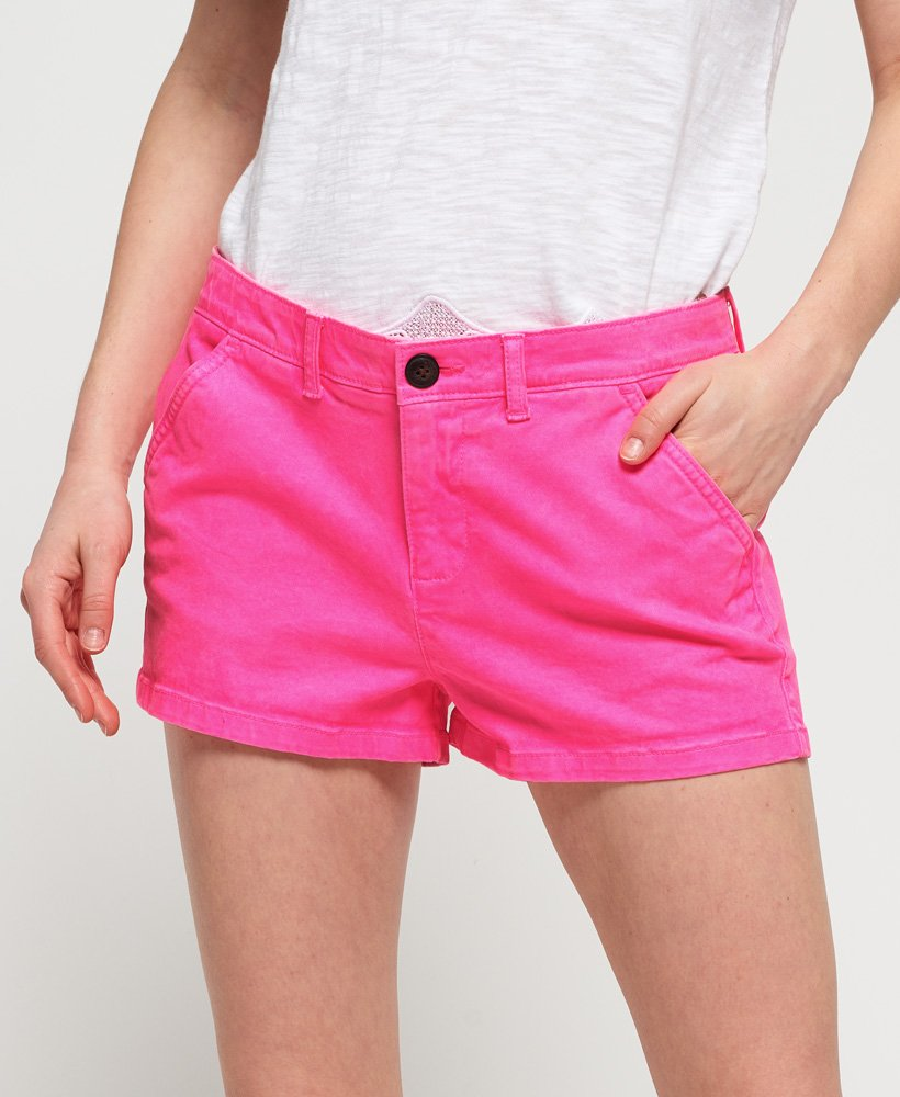 Superdry Chino Hot Shorts thumbnail 1