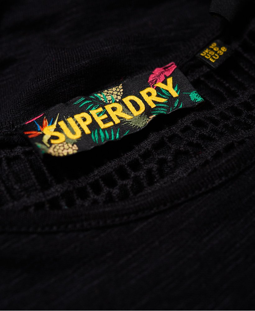 8091885ff3 Superdry Débardeur à dos crocheté Liana thumbnail 6