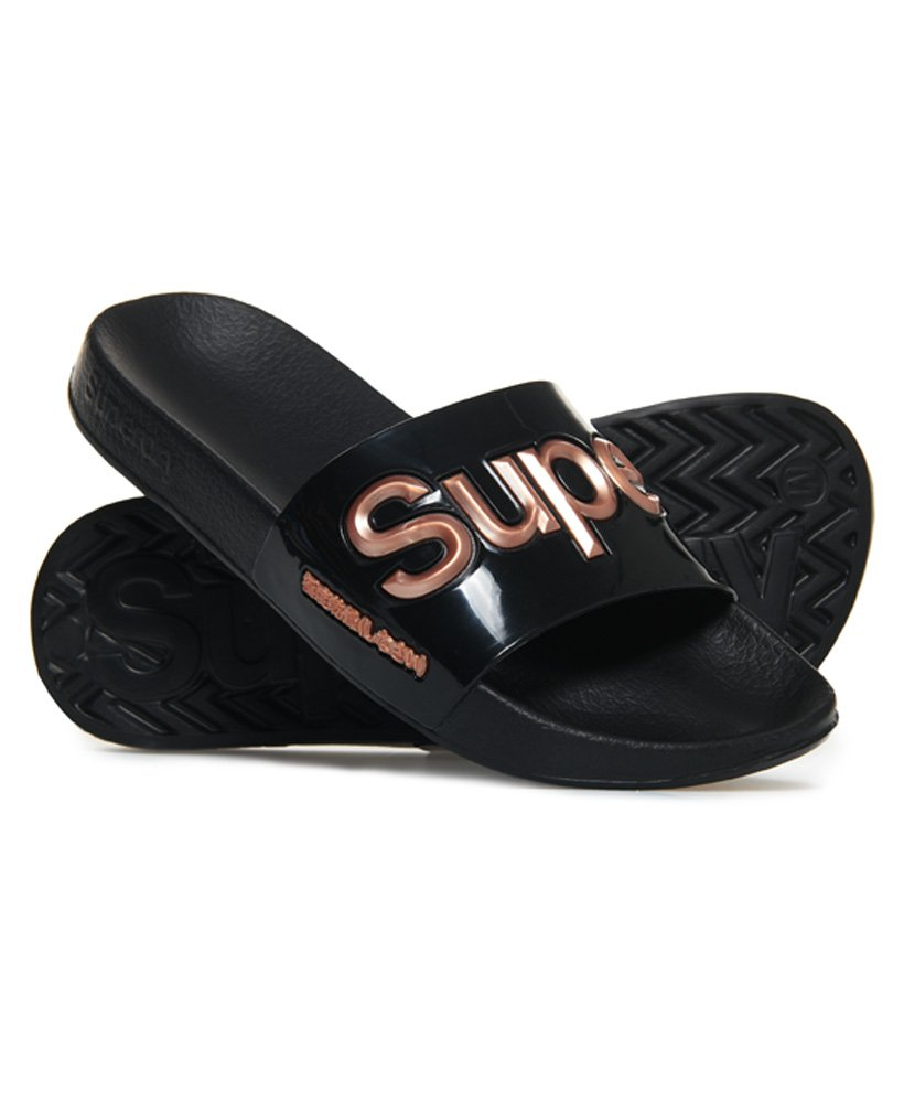 Superdry Chanclas de piscina Luxe Jelly thumbnail 1